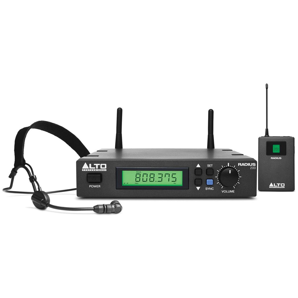 alto Радиосистема Alto Radius 200H