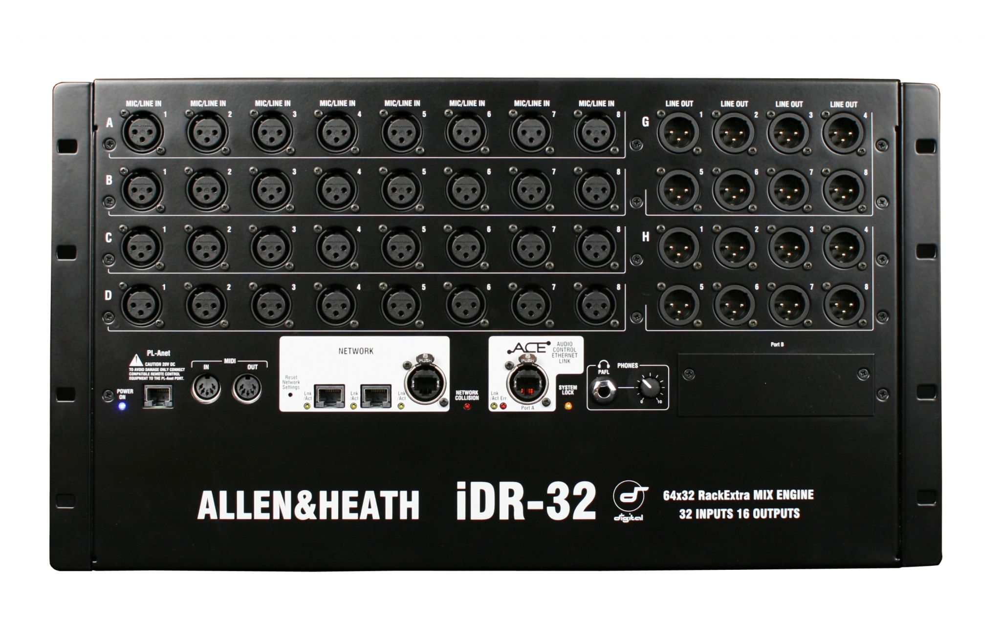 allen@heath Микшерный рэк Allen Heath iDR-32