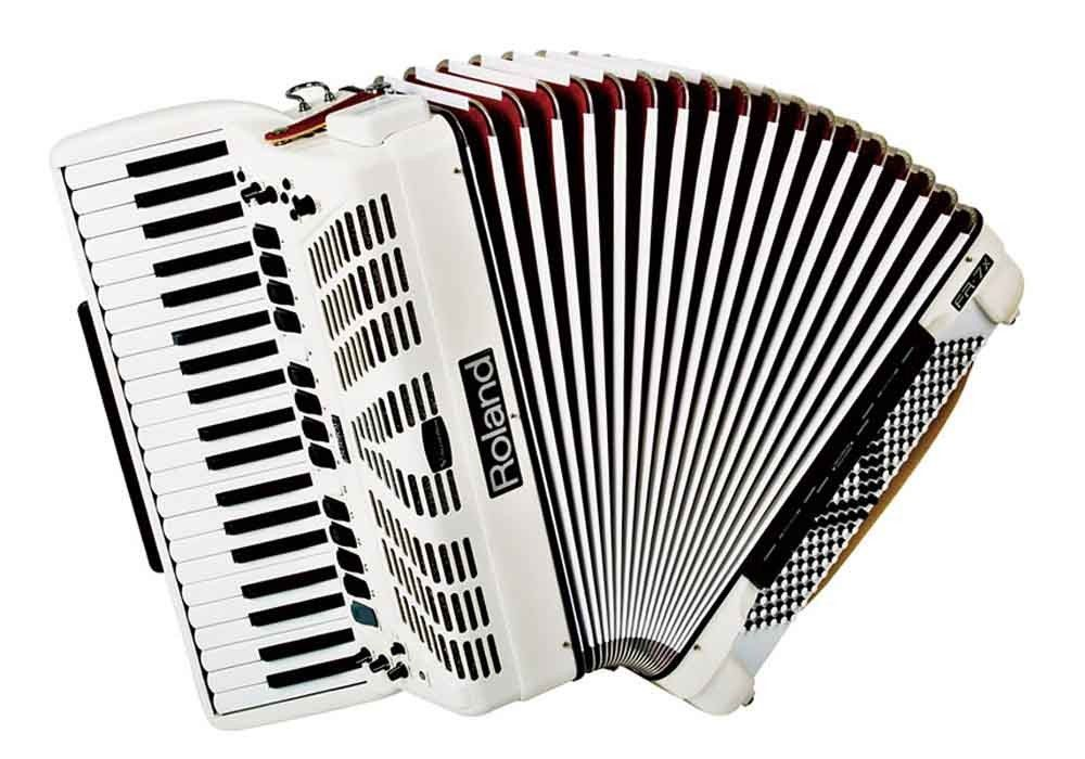 roland Цифровой аккордеон Roland FR7xWH