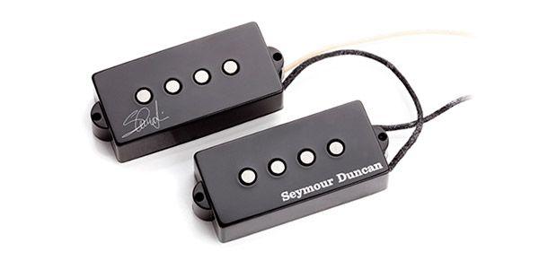 seymour duncan Звукосниматели Seymour Duncan Steve Harris Signature P-Bass  SPB4