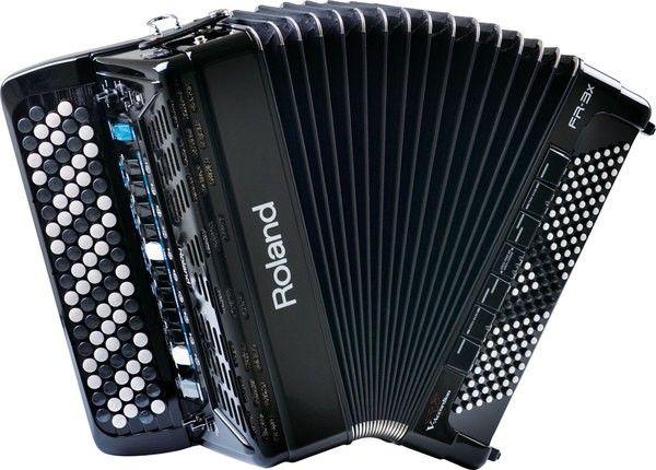 roland Цифровой баян Roland FR3XBBK