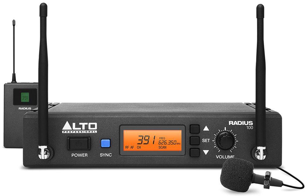 alto Радиосистема ALTO PROFESSIONAL RADIUS 100L