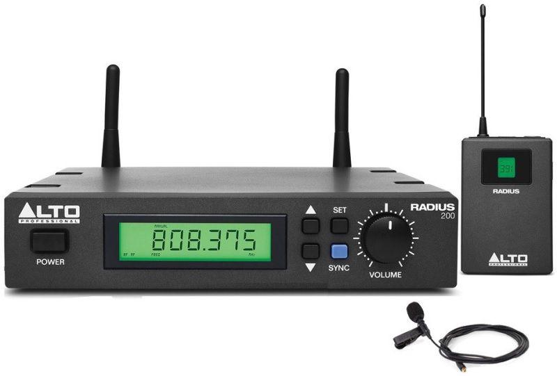 alto Радиосистема Alto Radius 200L