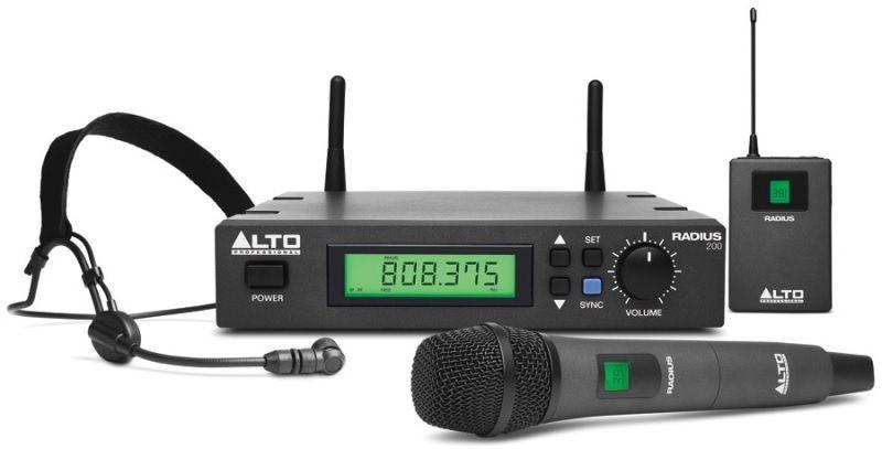 alto Радиосистема Alto Radius 200