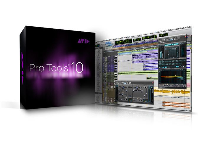avid Pro Tools 10 Student EDU