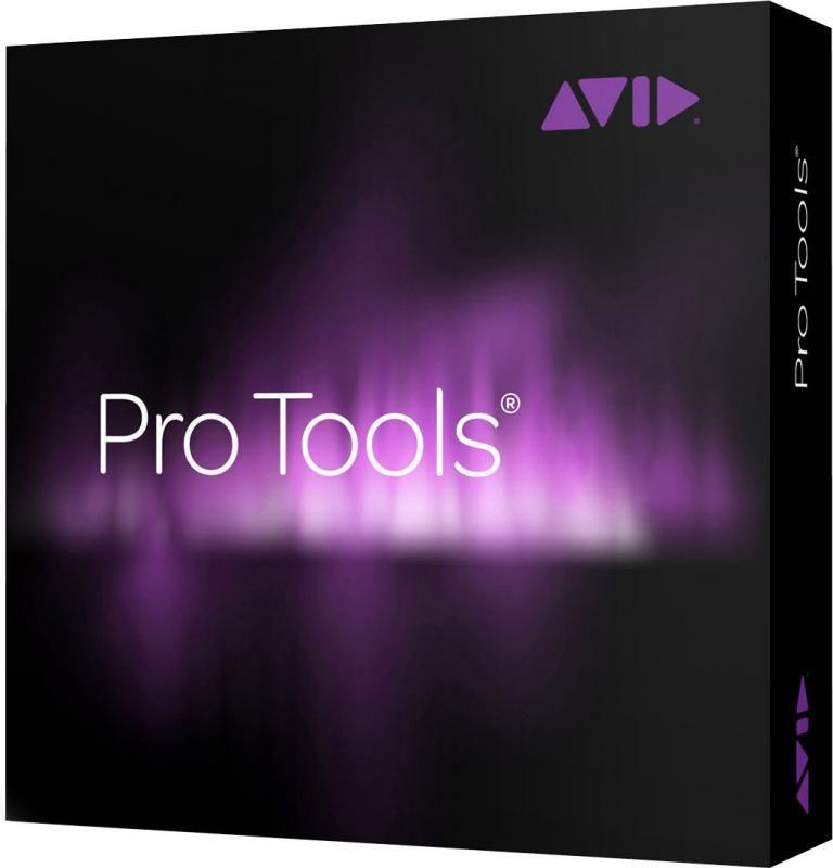 avid Программное обеспечение Avid Pro Tools - Annual Subscription