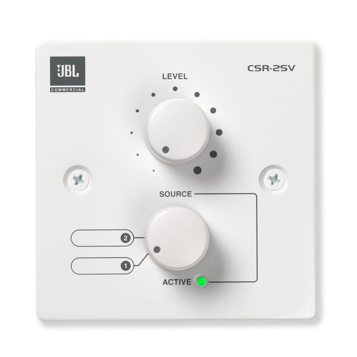 jbl Контроллер JBL CSR-2SV-WHT