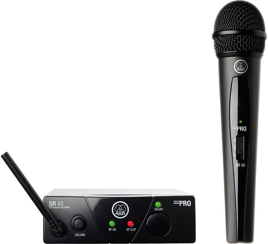 akg Радиосистема AKG WMS40 Mini Vocal Set BD ISM1