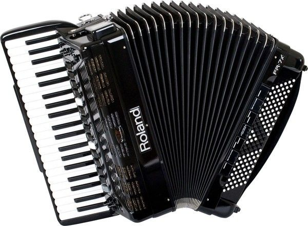roland Цифровой аккордеон Roland FR7XBK