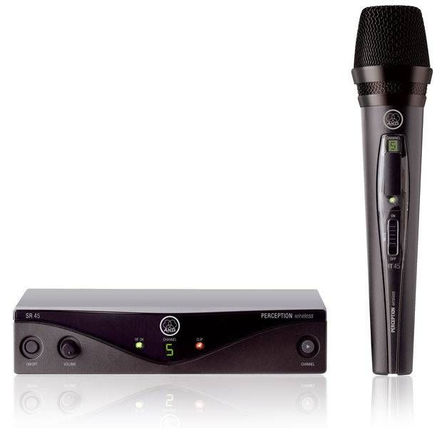 akg Радиосистема AKG Perception Wireless 45 Vocal Set BD A