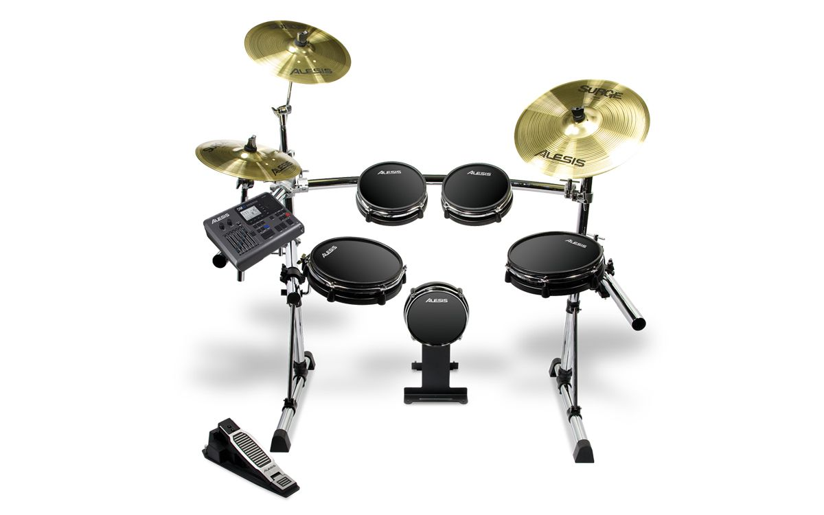 Модуль электронной барабанной установки своими руками