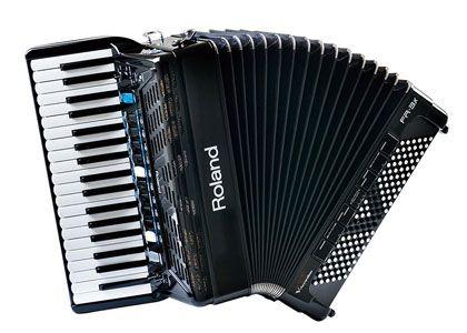 roland Цифровой аккордеон Roland FR3XBK