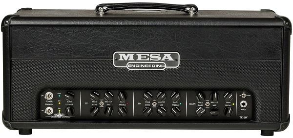 Усилитель Mesa/Boogie Triple Crown TC-50 Head