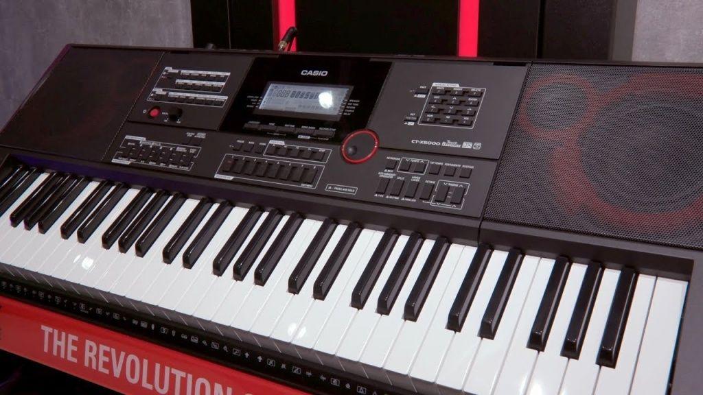 CASIO CT-X5000