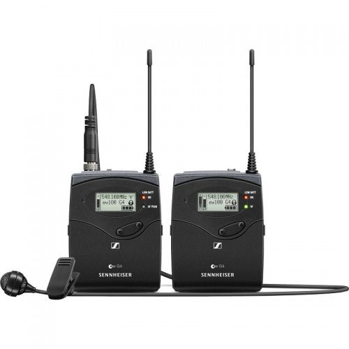Радиосистема Sennheiser EW 122P G4 Portable Wireless Lavalier System - GB Band - JCS.UA