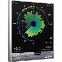 Плагин t.c.electronic LM5D Loudness Meter for TDM/Pro Tools - JCS.UA