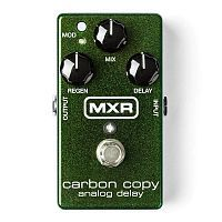 Педаль DUNLOP M169 MXR CARBON COPY ANALOG DELAY - JCS.UA