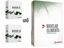 Wavelab Elements 7 UG from LE 6/7  - JCS.UA