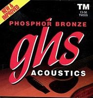 Струны GHS Strings 605 PHOSPHOR BRONZE - JCS.UA