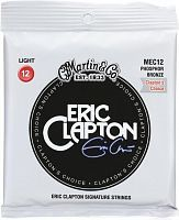 Струны MARTIN 41Y19MEC12 Clapton's Choice Phosphor Bronze Light (12-54) - JCS.UA