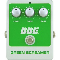 Педаль BBE GREENSCREAMER - JCS.UA