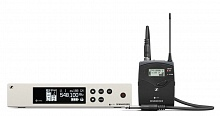 Радиосистема Sennheiser EW 172 G4 Wireless Instrument System - A1 Band - JCS.UA