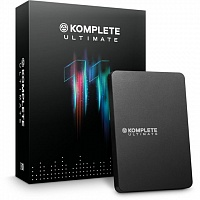 Программное обеспечение Native Instruments Komplete 11 Ultimate - JCS.UA