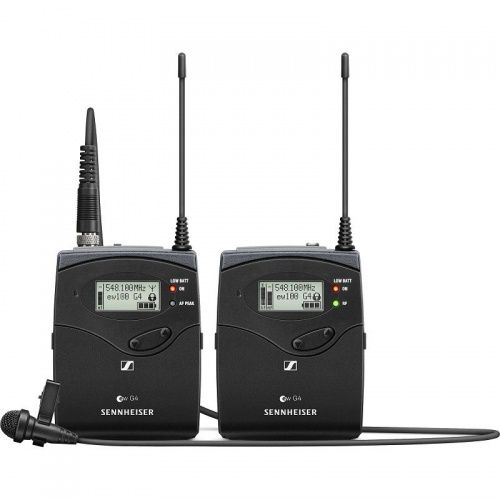 Радиосистема Sennheiser EW 112P G4 Portable Wireless Lavalier System - E Band - JCS.UA