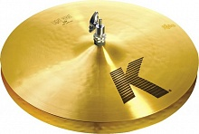 "Тарелки Zildjian K0804 13"" K LIGHT HIHAT PAIR - JCS.UA"