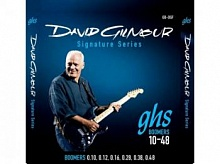 Струны GHS STRINGS DAVID GILMOUR BLUE SIGNATURE 10-48 - JCS.UA
