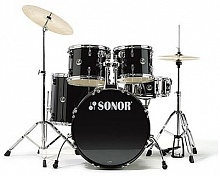 Ударная установка Sonor F 507 Sudio 1 Drum Set (Black) - JCS.UA