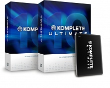 Программное обеспечение Native Instruments KOMPLETE 10 ULTIMATE - JCS.UA