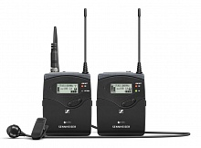 Радиосистема Sennheiser EW 122P G4 Portable Wireless Lavalier System - A1 Band - JCS.UA