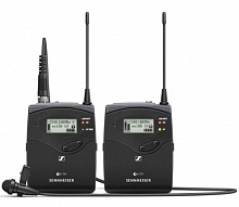 Радиосистема Sennheiser EW 112P G4 Portable Wireless Lavalier System - A1 Band - JCS.UA