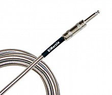 Кабель DIMARZIO EP1710SSSM METALLIC INSTRUMENT CABLE 10ft (CHROME) - JCS.UA