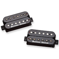 Набор звукоснимателей SEYMOUR DUNCAN BLACK WINTER SET BLACK - JCS.UA