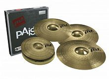 "Набор тарелок Paiste 3 Universal Set + Crash 16"" - JCS.UA"