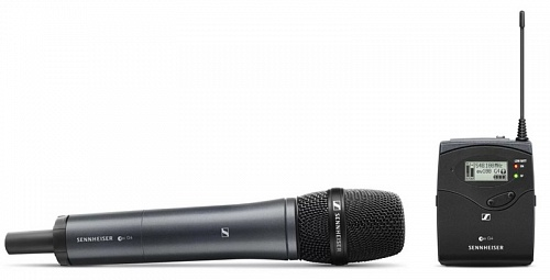Радиосистема Sennheiser EW 135P G4 Portable Wireless Handheld System - G Band - JCS.UA