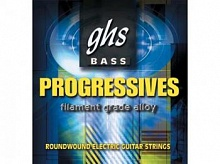 Струны GHS Strings L8000 PROGRESSIVES - JCS.UA