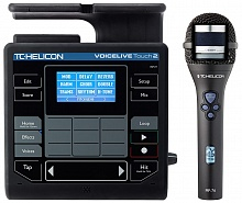 Набор TC-Helicon VoiceLive Touch 2 & MP76 Bundle - JCS.UA