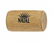Шейкер NATAL DRUMS WTUSK-L SHAKER WOOD TUBE LARGE - JCS.UA
