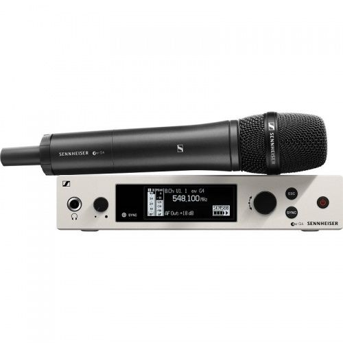 Радиосистема Sennheiser EW 500-945 G4 Wireless Handheld System - DW Band - JCS.UA