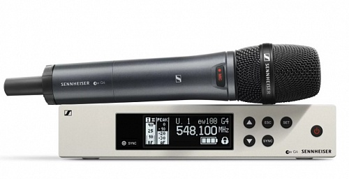 Радиосистема Sennheiser EW 135 G4 Handheld Wireless System - G Band - JCS.UA
