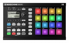Контроллер Native Instruments Maschine Mikro MK2 (black) - JCS.UA