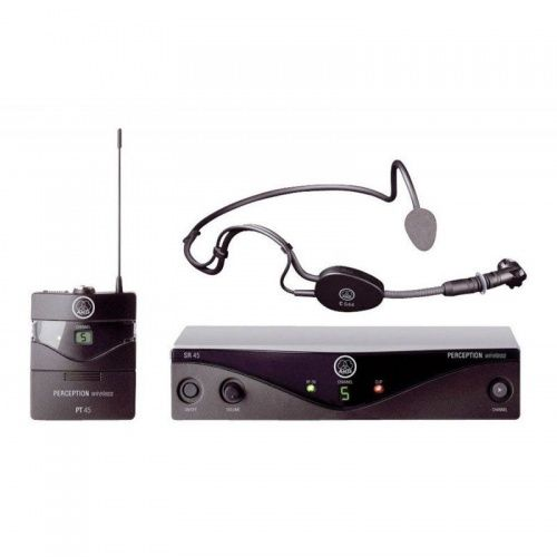 Радиосистема  AKG Perception Wireless 45 Sports Set BD C1 - JCS.UA