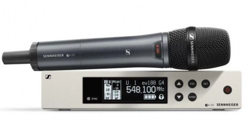 Радиосистема Sennheiser EW 165 G4 Handheld Wireless System - A Band - JCS.UA