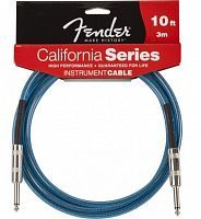 Кабель FENDER CALIFORNIA INSTRUMENT CABLE 10' LPB - JCS.UA