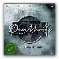 Струны для электрогитары DEAN MARKLEY 2504C NICKELSTEEL ELECTRIC LTHB7 (10-60) - JCS.UA