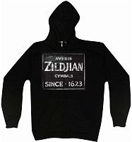 Толстовка ZILDJIAN QUINCY VINTAGE SIGN ZIP HOODIE XL - JCS.UA