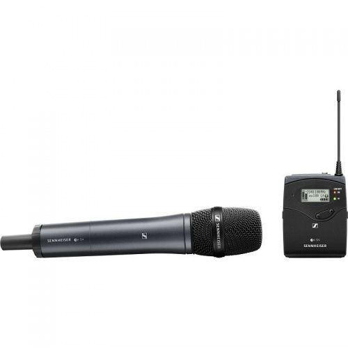 Радиосистема Sennheiser EW 135P G4 Portable Wireless Handheld System - GB Band - JCS.UA